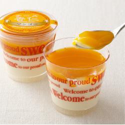 チーズ杏仁