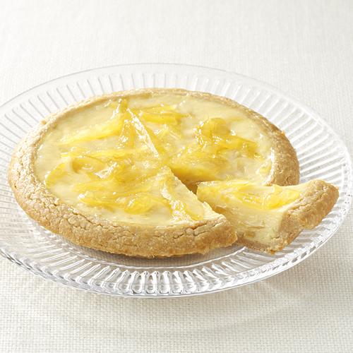 写真:季節のチーズケーキ